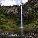 Bridal Veil Falls by Linda Cutche