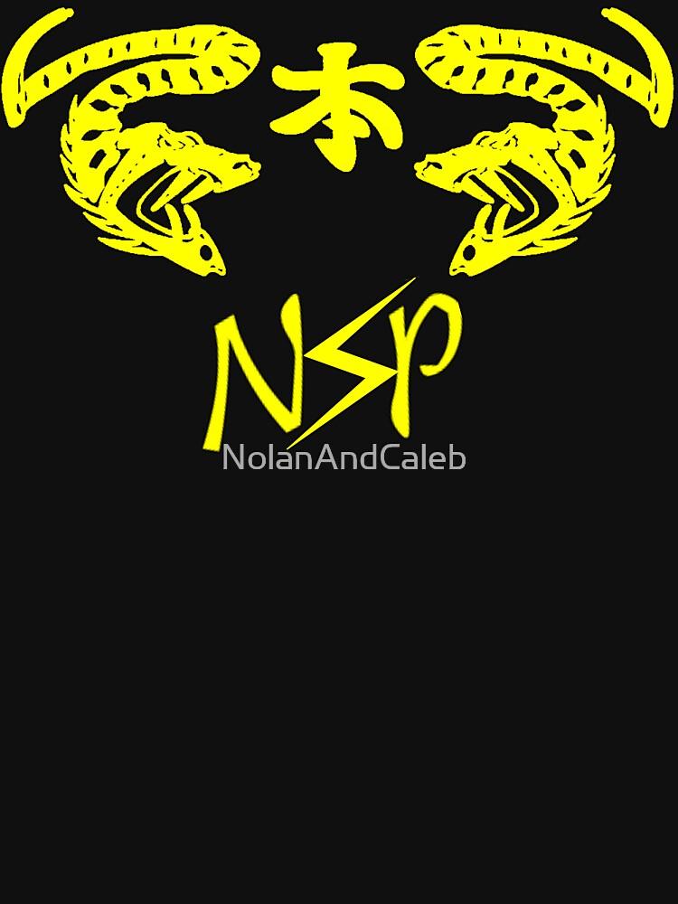 Ninja Brian von NolanAndCaleb