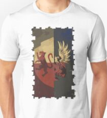 Hero of Fereldan Tarot Card Unisex T-Shirt
