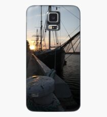 Falie at Sunset Case/Skin for Samsung Galaxy