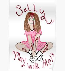 Sally: Play With Me! Poster