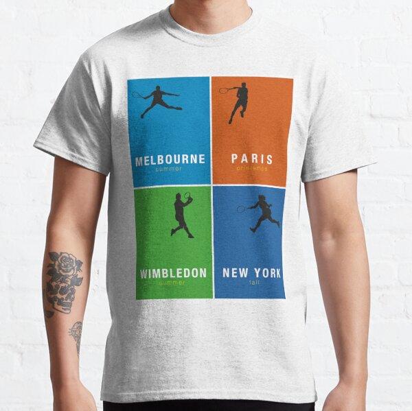 Four Goats at Four Slams Classic T-Shirt