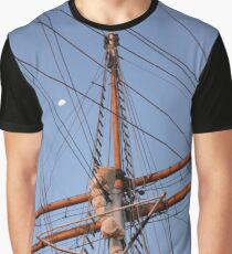 Mast & Moon Graphic T-Shirt