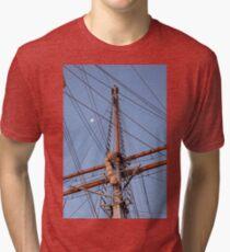 Mast & Moon Tri-blend T-Shirt