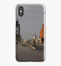 A Touch of Port Adelaide History iPhone Case/Skin