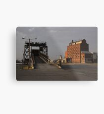 A Touch of Port Adelaide History Metal Print