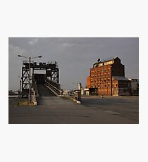A Touch of Port Adelaide History Photographic Print
