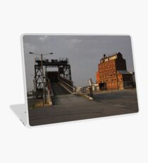 A Touch of Port Adelaide History Laptop Skin