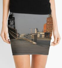 A Touch of Port Adelaide History Mini Skirt