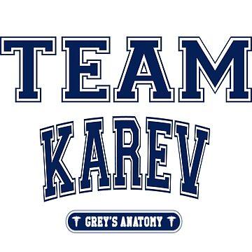 Team Karev  by hfournier