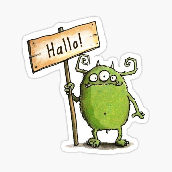 Hello-hello! Sticker