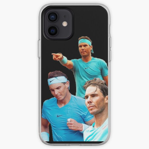 rafa nadal roland garros Coque souple iPhone