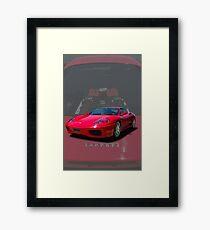 360 Modena Framed Print