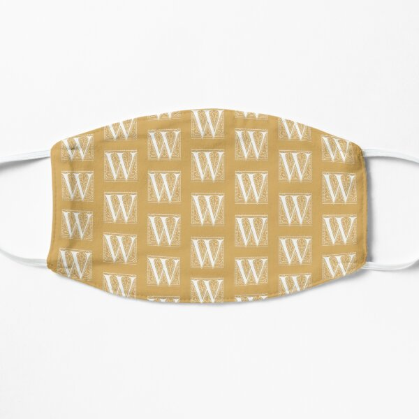 WesterosCraft Square Logo Yellow Flat Mask