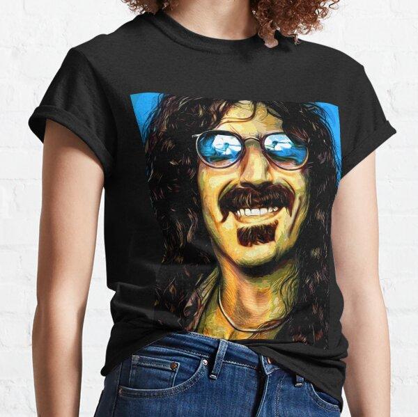 Frank Zappa T-shirt classique