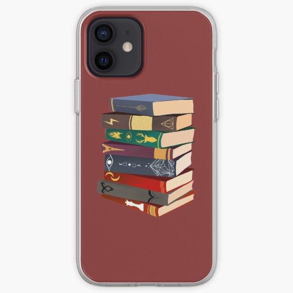 Fantasy Books iPhone Soft Case