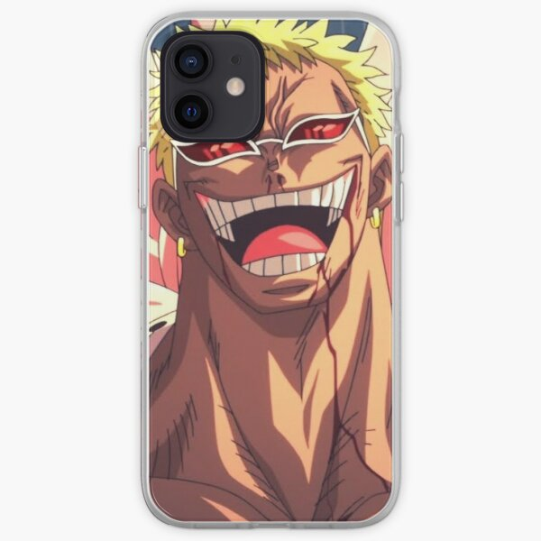 Donquixote Doflamingo  Coque souple iPhone