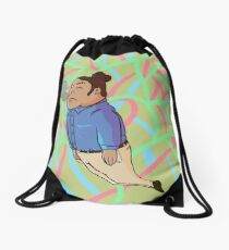 Sweet Smell of Freedom Drawstring Bag