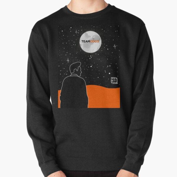 Conan O'Brien Night Sky  Pullover Sweatshirt