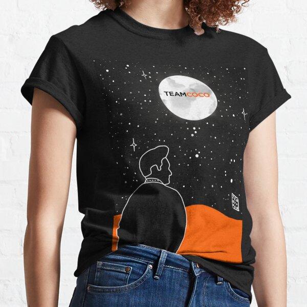 Conan O'Brien Night Sky  Classic T-Shirt