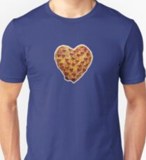 I HEART PIZZA Unisex T-Shirt
