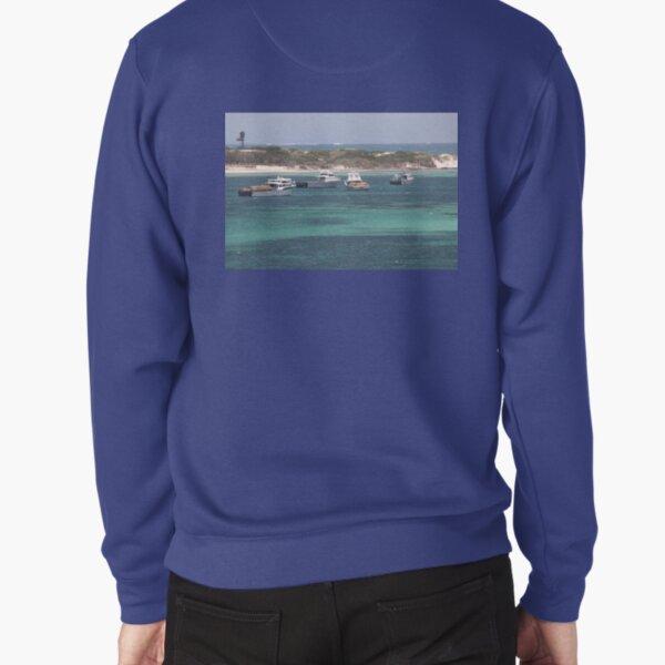 Lancelin Cray Boats Pullover Sweatshirt