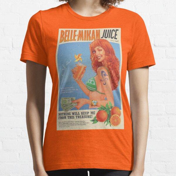 One Piece Nami Cash and Juice T-shirt essentiel