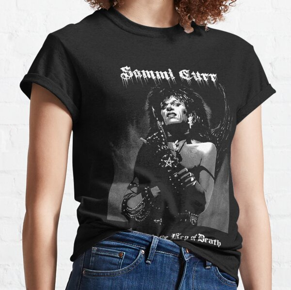 Sammi Curr Black Metal Classic T-Shirt