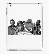 Rap iPad Case/Skin