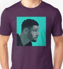 Tim Duncan Unisex T-Shirt