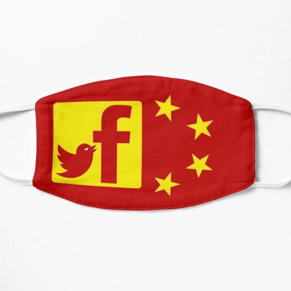Big Tech Suppression - Social Media   Mask