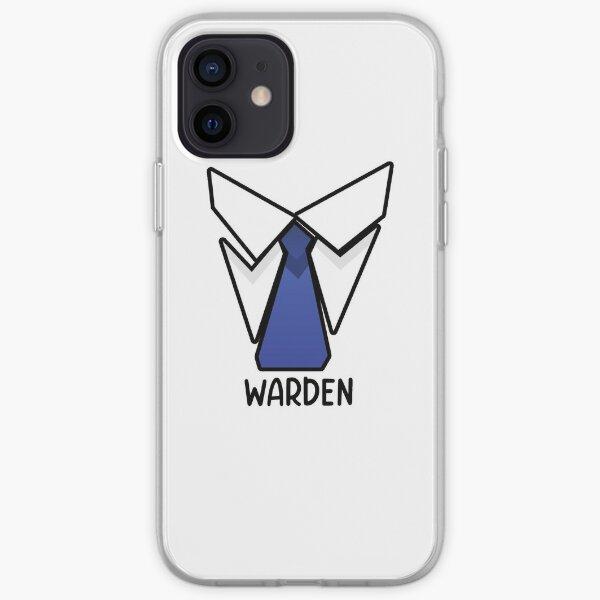 Rainbow Six Warden iPhone Soft Case