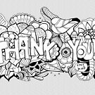 Thank you by Tuky Waingan