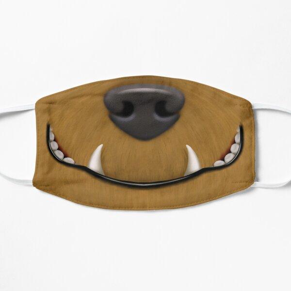 Muttley the Cheekily Smiling Dog Flat Mask