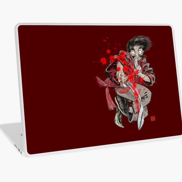 Zong Q Laptop Skin