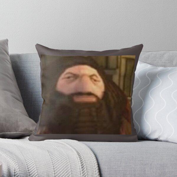 Haggord Throw Pillow