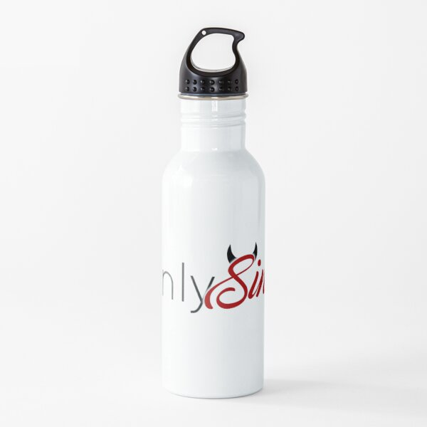 Only Sins  Water Bottle