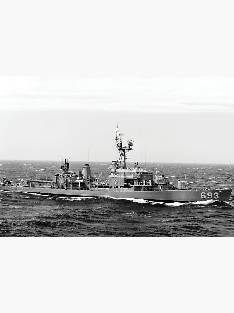 USS MOALE (DD-693) SHIP'S STORE by militarygifts