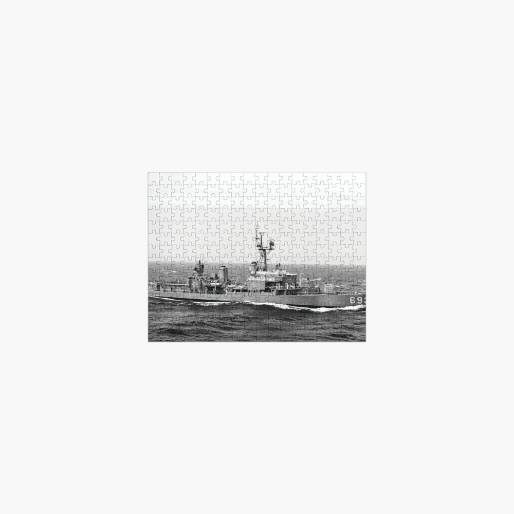 USS MOALE (DD-693) SHIP'S STORE Jigsaw Puzzle