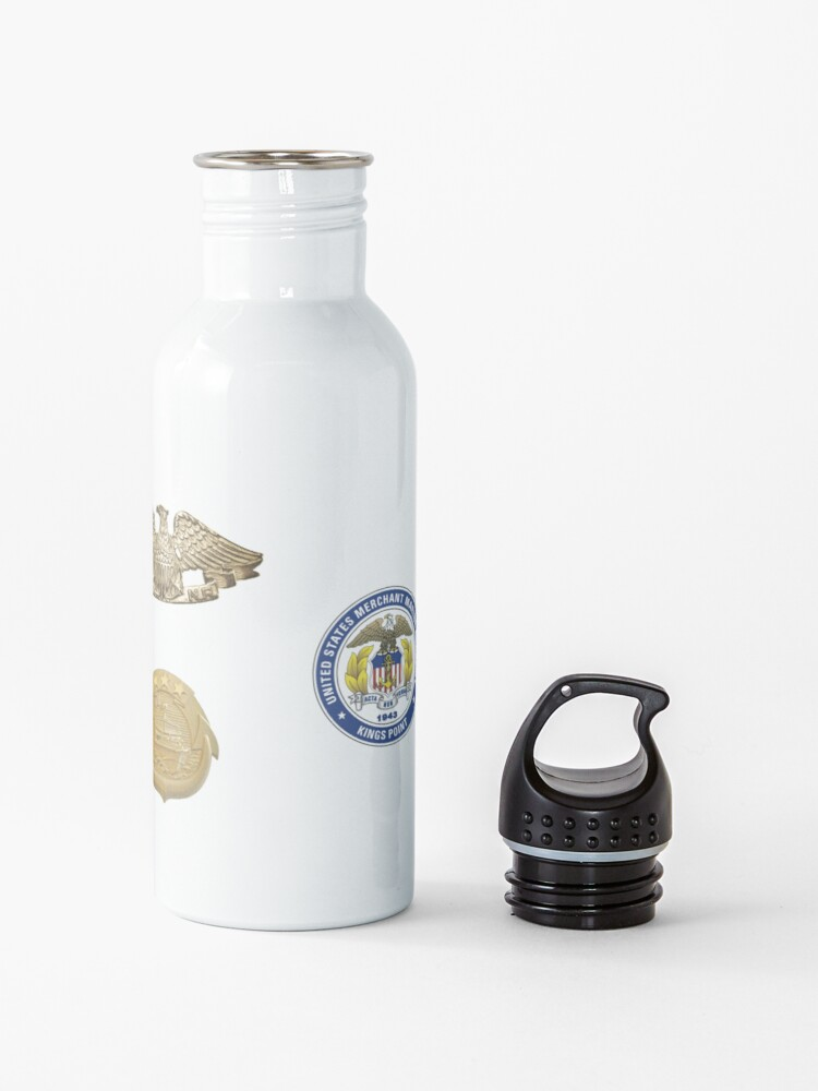 Alternate view of Carmelita  Fleming Water Bottle