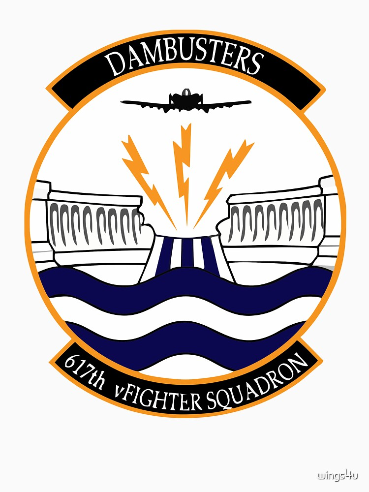 Model 91 - 617 Squadron - Dambusters  by wings4u