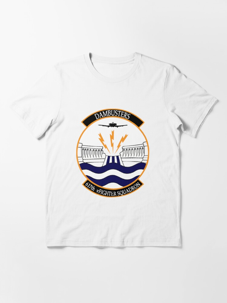 Alternate view of Model 91 - 617 Squadron - Dambusters  Essential T-Shirt