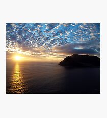 Hout Bay Sunset Photographic Print