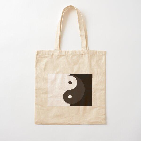 The Tao Cotton Tote Bag