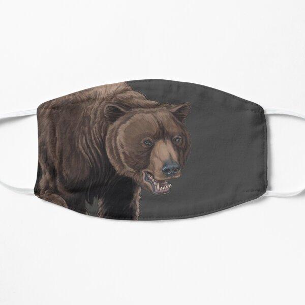 Ursus spelaeus (Cave Bear) Flat Mask
