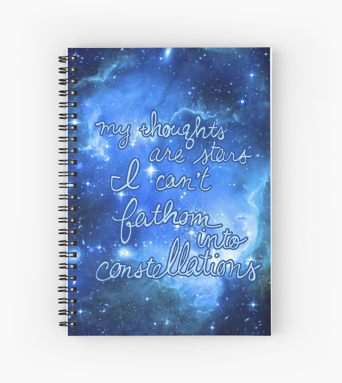 My Thoughts Are Stars I Cant Fathom Into Constellations Tfios