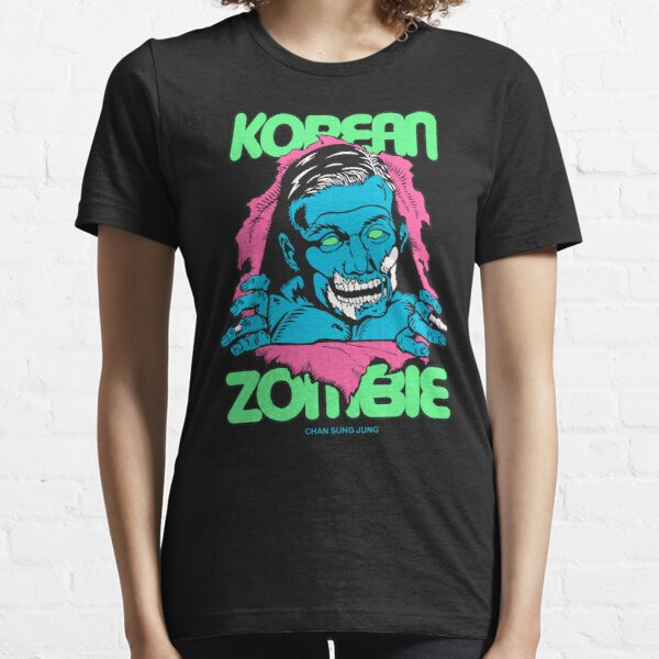 Korean Zombie Chan Sung Jung A6OVE Essential T-Shirt