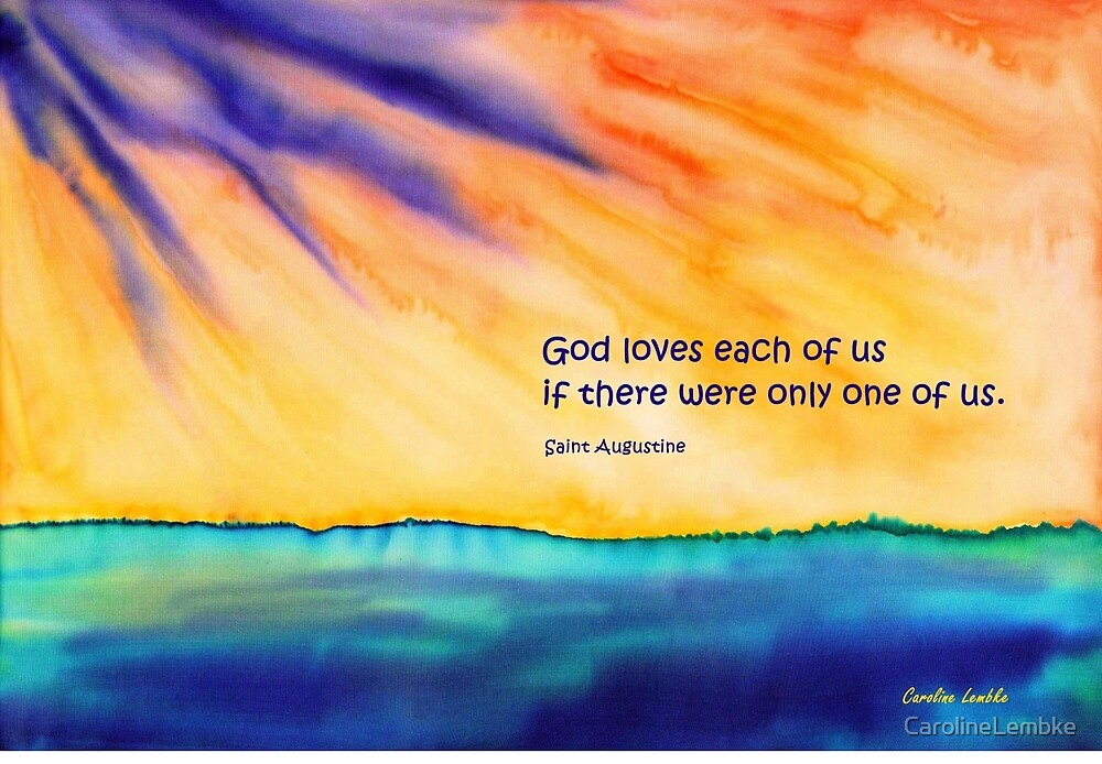 God's Love by CarolineLembke