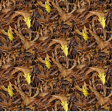Forever Autumn II (pattern) by Yampimon