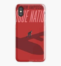 Mission Impossible Rogue Nation iPhone Case